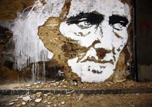 Vhils : une nouvelle forme d'art urbain est née