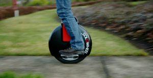 Solowheel, le monocycle motorisé électrique