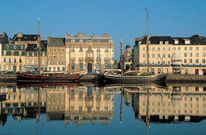 À Cherbourg, on se chauffe à l'eau de mer