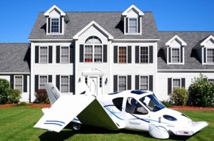 Des voitures volantes bientôt en production
