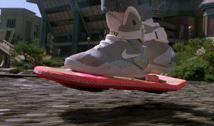 « Retour vers le futur 2 » : l'Hoverboard bientôt commercialisé ?