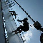 [Portfolio] Adrénaline : danse verticale sur du mobilier urbain