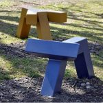 [Potfolio] : Des animaux design et urbains dans les jardins publics