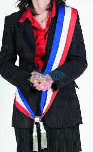 L'écharpe tricolore, une histoire bien française