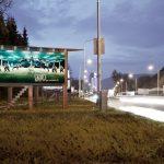 Accueil ACTUALITÉS [Portfolio] Des panneaux publicitaires transformés en studios pour SDF