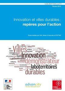 Innovation urbaine et villes durables: le vade-mecum