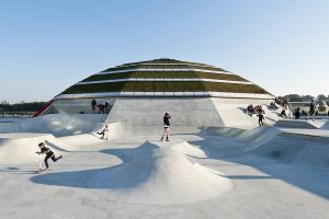 [Portfolio] Les plus incroyables skateparks
