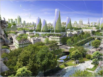 Végétalisation : quand la nature fusionne avec le bâtiment