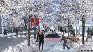 Mobilité: une nouvelle piste «patinable» au Canada
