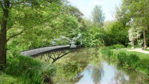Ville du futur: un pont imprimé en 3Dà Amsterdam?