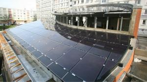 Énergie solaire: 349 futures centrales sur les bâtiments et parkings