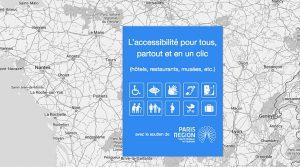 Accessibilité: des applis qui facilitent la ville