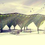 Urban Algae Canopy: un mobilier urbain qui nourrit!