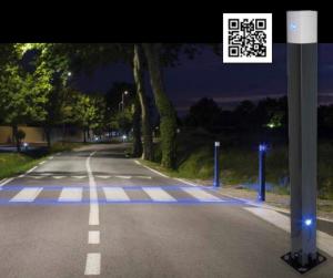 Mobilier urbain innovant: le Kit sécurité piétons S-PASS