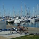 Range vélos Biarritz Port Camargue